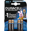 Duracell Duracell MX2400 AAA LR03 1,5V Ultra Power Blister 4