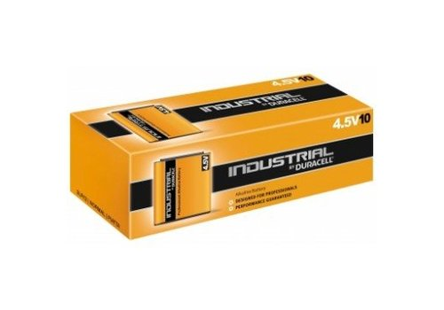 Duracell Duracell Industrial Alkaline MN1203 4,5V 3LR12 10 Pack