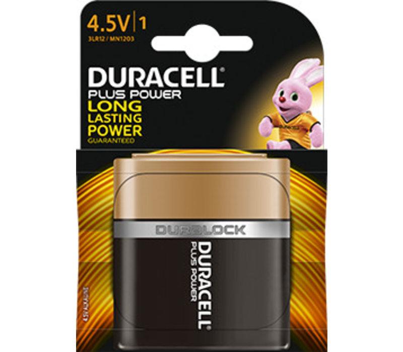 Duracell MN1203 4,5V 3LR12 Plus Power Blister 1