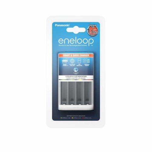Panasonic Eneloop Smart & Quick Charger BQ-CC55