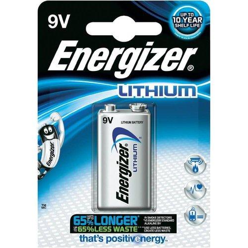 Energizer 9V Lithium Blister 1