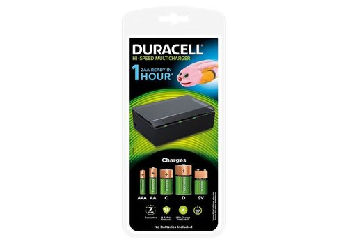 Duracell Duracell Charger CEF22 Multi