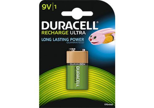 Duracell Duracell Accu 9V HR22 170mAh Blister 1