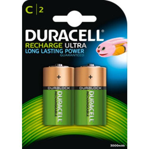 Duracell Accu C HR14 3000mAh Blister 2