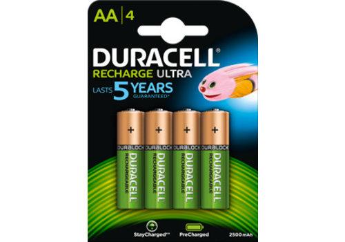 Duracell Duracell Accu AA HR06 2500mAh Precharged Blister 4
