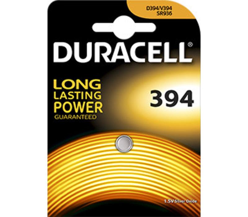 Duracell D394 SR936SW Silveroxid 1,55V Blister 1