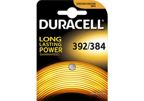 Duracell Duracell D392/384 SR41W Silveroxid 1,55V Blister 1