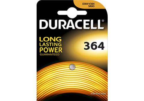 Duracell Duracell D364 SR621SW Silveroxid 1,55V Blister 1