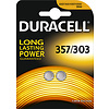 Duracell Duracell D357/303 SR44W Silveroxid 1,55V Blister 2