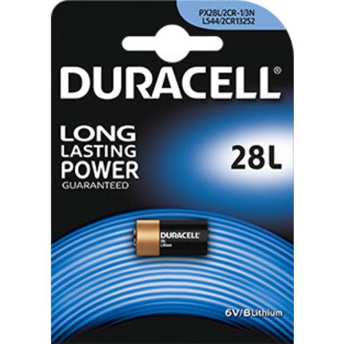 Duracell DLPX28L Lithium 6V Blister 1