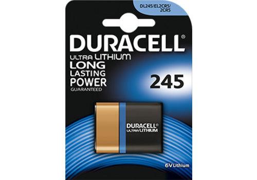 Duracell Duracell DL245A Lithium 6V Blister 1