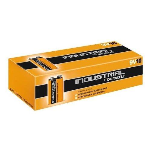 Duracell Industrial Alkaline MN1604 9V 6LR61 10 Pack