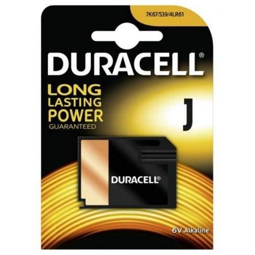 Duracell 7K67 4LR61 Alkaline 6V Blister 1