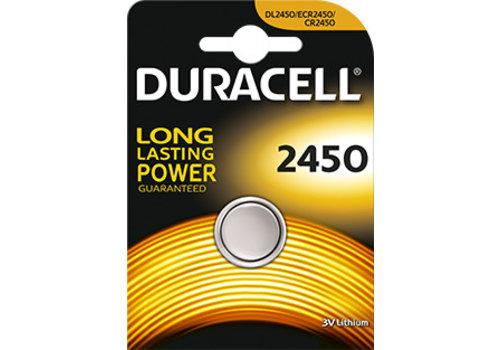 Duracell Duracell DL2450 Lithium 3V Blister 1