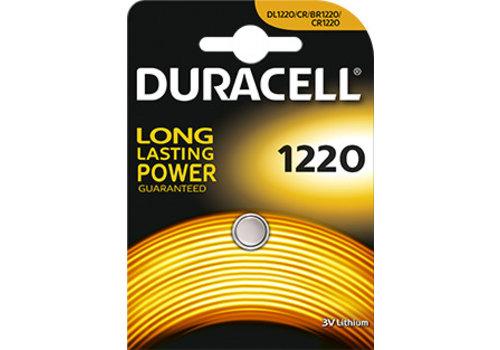 Duracell Duracell DL1220 Lithium 3V Blister 1