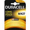 Duracell Duracell MN27 Alkaline 12V Blister 1