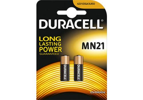 Duracell Duracell MN21 23A Alkaline 12V Blister 2