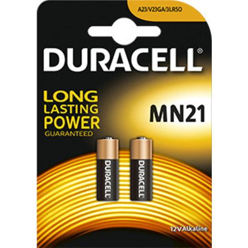 Duracell MN21 23A Alkaline 12V Blister 2