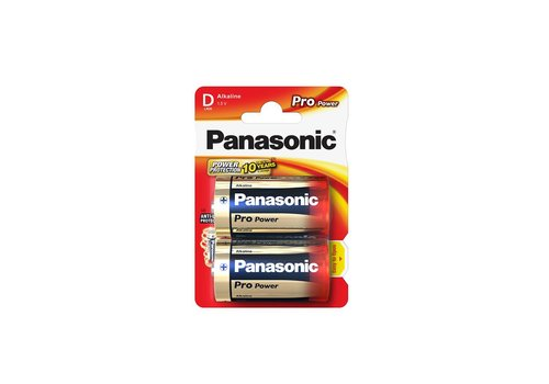 Panasonic Panasonic LR20 Pro Power Blister 2