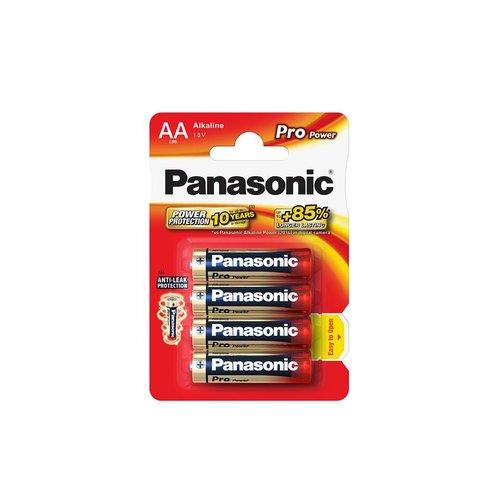 Panasonic LR06 Pro Power Blister 4