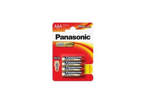 Panasonic Panasonic LR03 Pro Power Blister 4