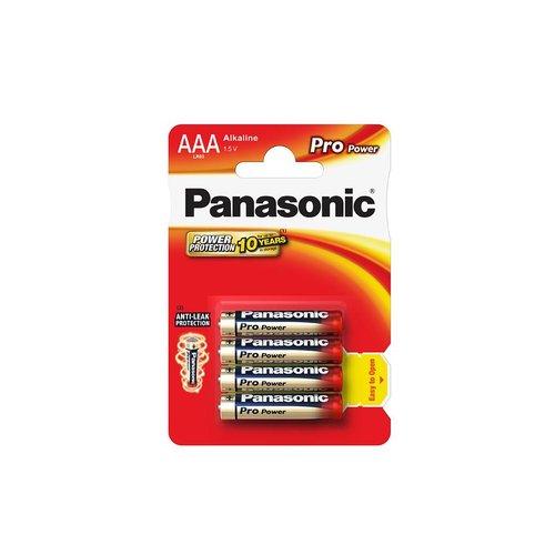 Panasonic LR03 Pro Power Blister 4