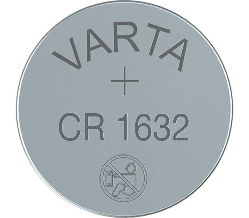 Varta 6632 CR1632 3V Lithium Blister 1