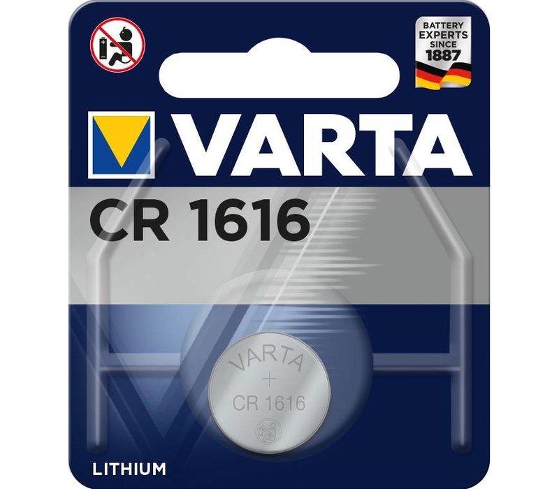 Varta 6616 CR1616 3V Lithium Blister 1