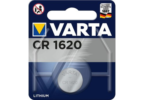Varta Varta 6620 CR1620 3V Lithium Blister 1