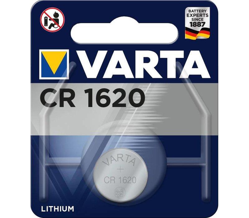 Varta 6620 CR1620 3V Lithium Blister 1