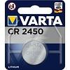 Varta Varta 6450 CR2450 3V Lithium Blister 1