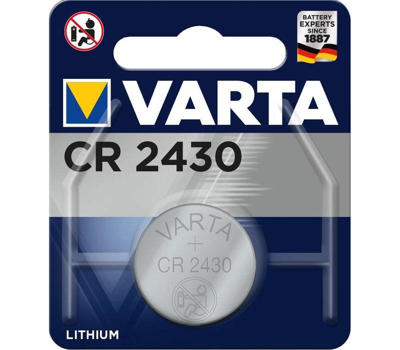 Varta 6430 CR2430 3V Lithium Blister 1