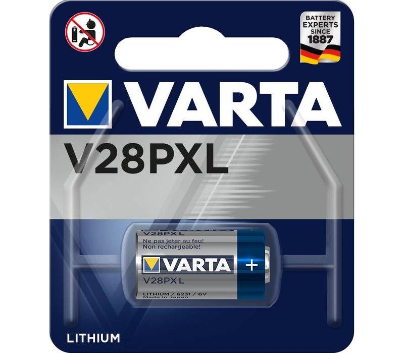 Blister 1 6v Varta Lithium 6231 Px28 EH9IW2D