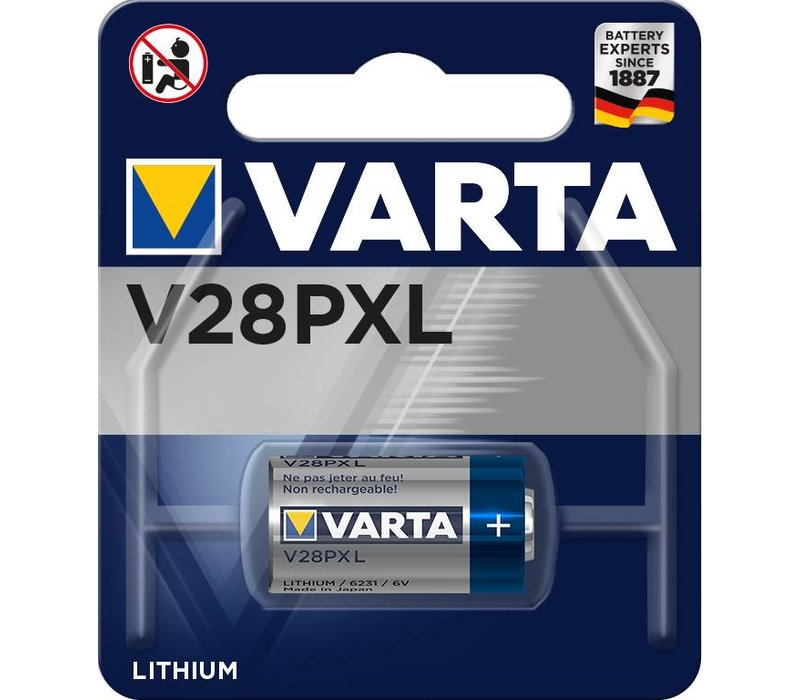 Px28 Lithium 6v Varta Blister 1 6231 XOPkZiTu