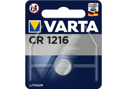 Varta Varta 6216 CR1216 3V Lithium Blister 1
