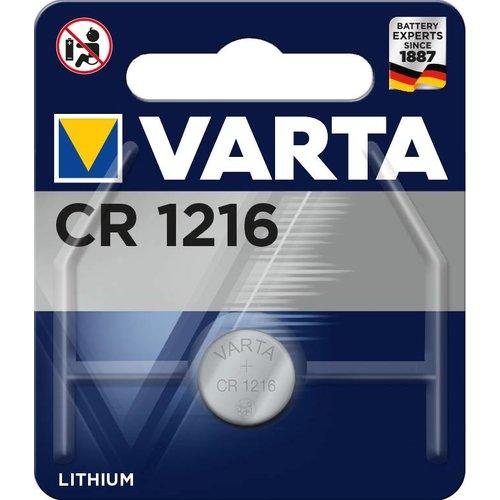 Varta 6216 CR1216 3V Lithium Blister 1