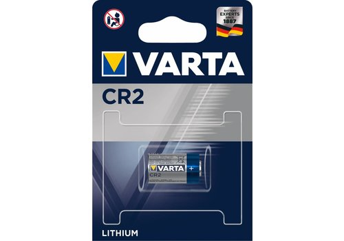 Varta Varta 6206 CR2 3V Lithium Blister 1