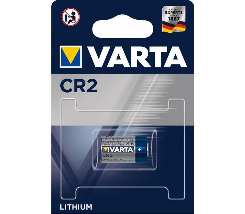 Varta 6206 CR2 3V Lithium Blister 1