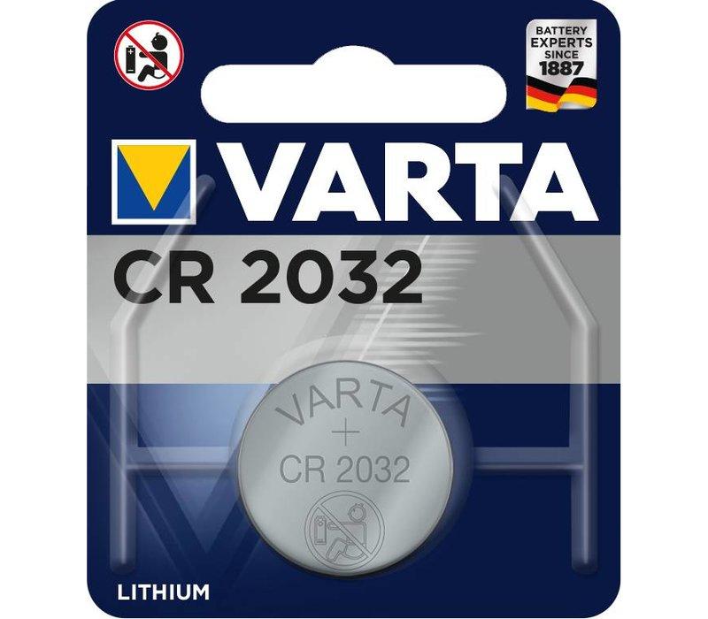 Varta 6032 CR2032 3V Lithium Blister 1
