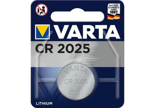 Varta Varta 6025 CR2025 3V Lithium Blister 1