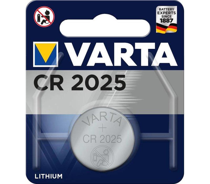 Varta 6025 CR2025 3V Lithium Blister 1