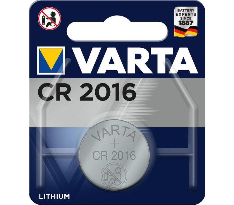 Varta 6016 CR2016 3V Lithium Blister 1