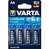 Varta Varta 4906 Longlife Power LR06 Blister 4