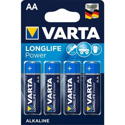 Varta 4906 Longlife Power LR06 Blister 4