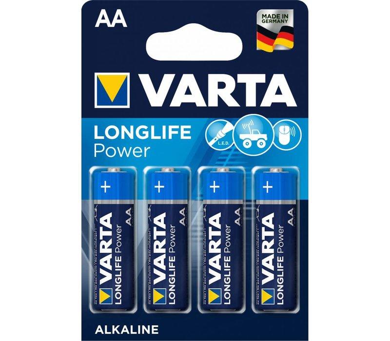 Varta 4906 High Energy LR06 Blister 4