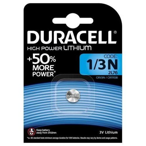 Duracell DL1/3N Lithium 3V Blister 1