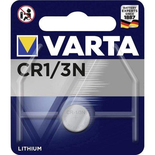 Varta 6131 CR1/3N Lithium 3V Blister 1