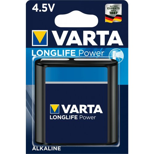 Varta 4912 Longlife Power 3LR12 Blister 1