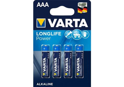 Varta Varta 4903 Longlife Power LR03 Blister 4