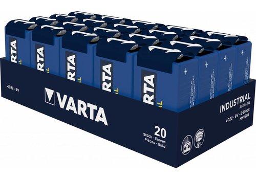 Varta Varta 4022 Industrial 6LR61 9V